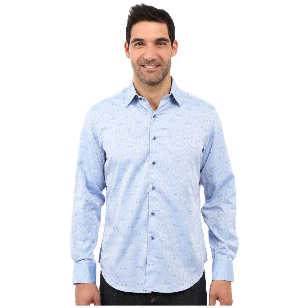 ロバートグラハム メンズ トップス【Cullen Sport Shirt】Light Blue