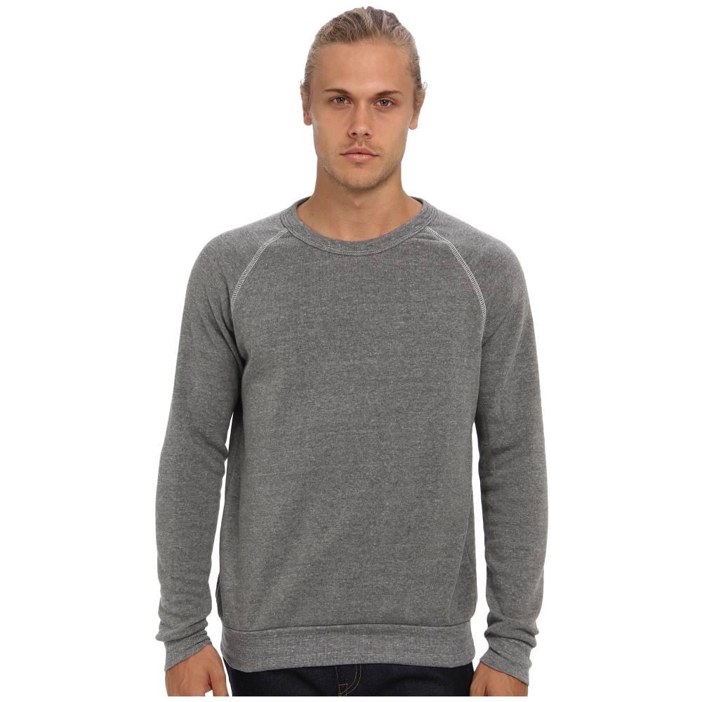 オルタナティヴ メンズ トップス スウェット・トレーナー【Champ Eco Fleece Sweatshirt】Eco Grey