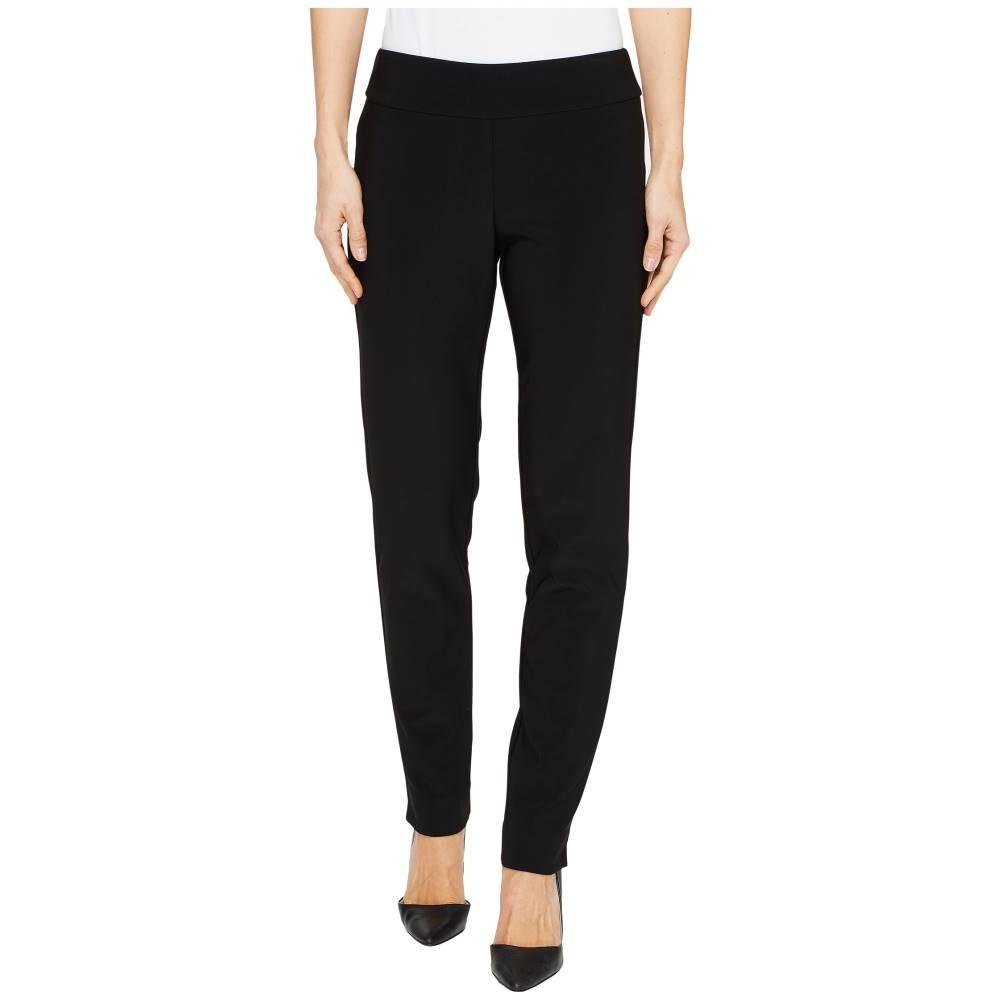 クレイジーラリー レディース ボトムス・パンツ【Microfiber Long Skinny Dress Pants】Black