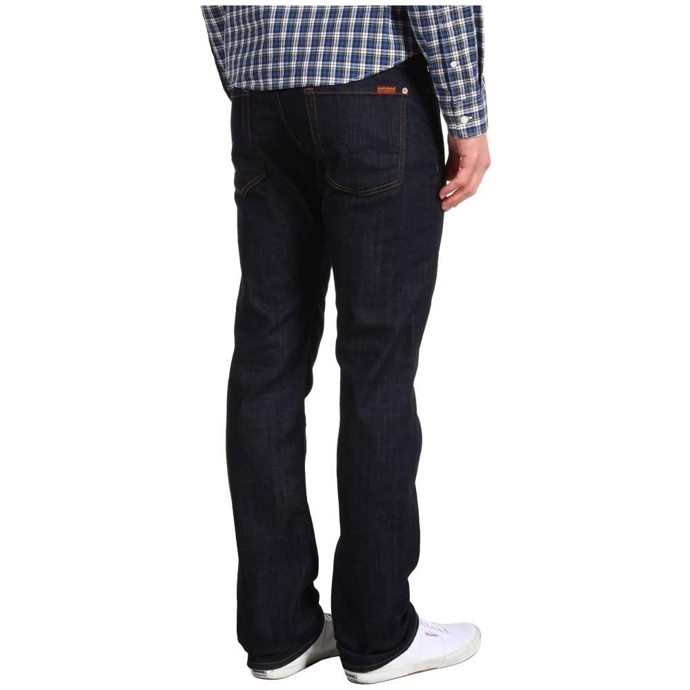 セブン フォー オール マンカインド メンズ ボトムス・パンツ ジーンズ・デニム【Standard Straight Leg in Dark and Clean】Dark and Clean