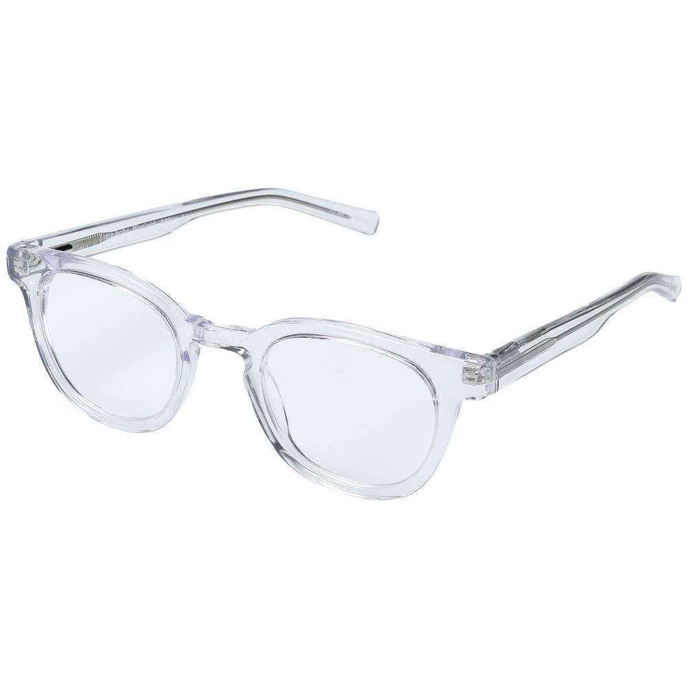 アイボブス メンズ ファッション小物 メガネ・サングラス【Waylaid】Clear