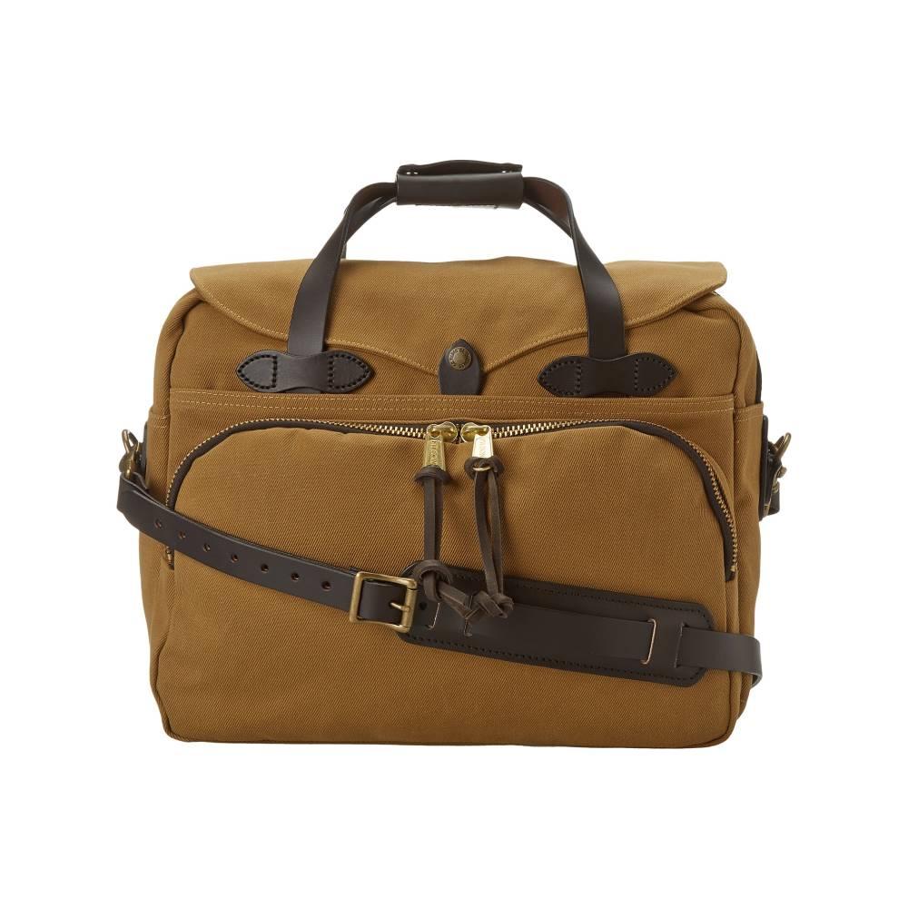 フィルソン メンズ バッグ ビジネスバッグ・ブリーフケース【Padded Laptop Bag/Briefcase】Tan