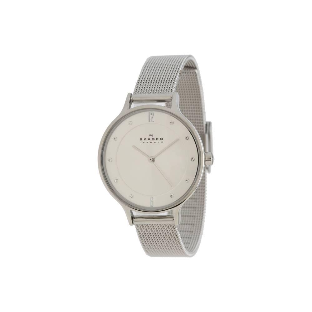 スカーゲン レディース 財布・時計・雑貨 腕時計【Albuen】Silver