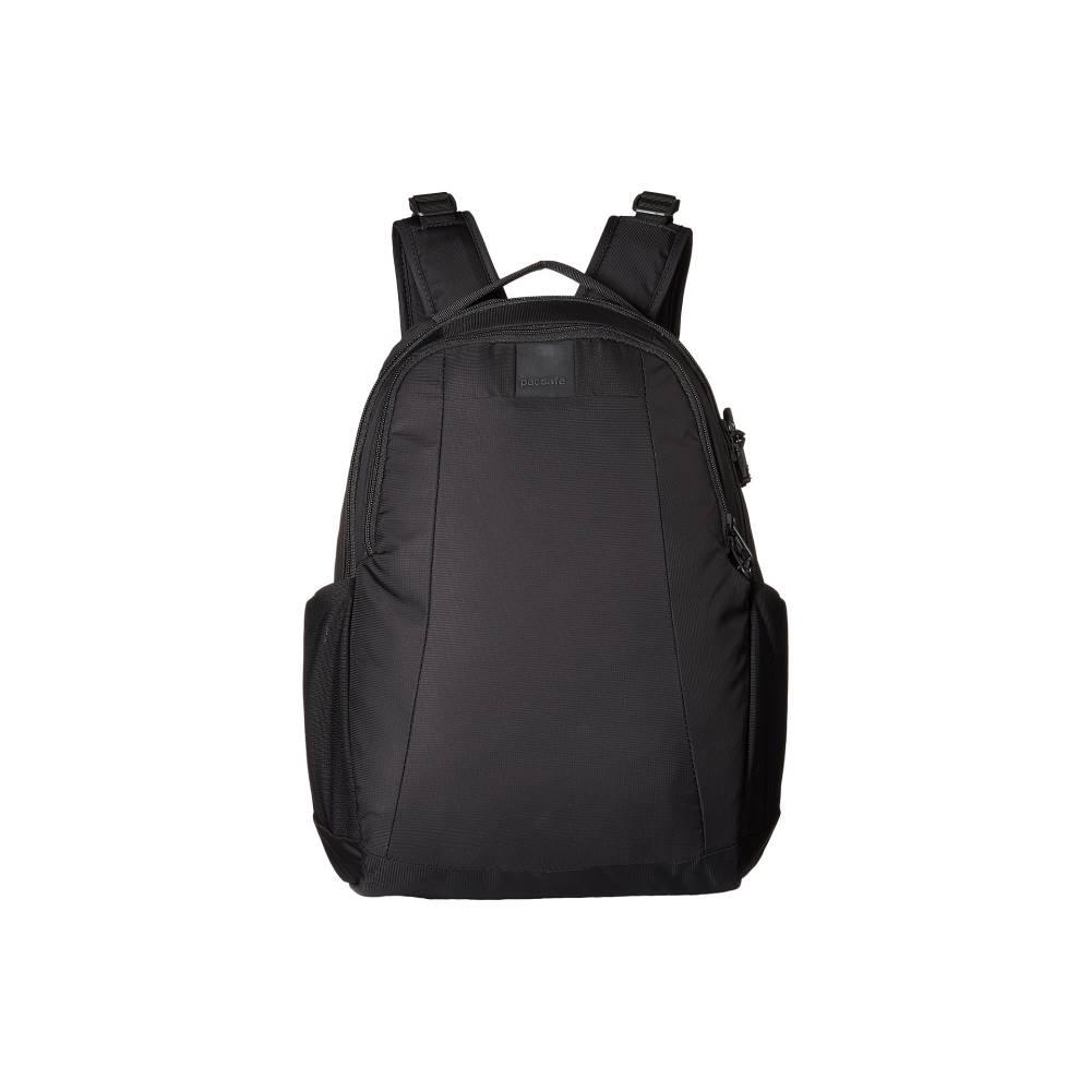 パックセイフ メンズ バッグ バックパック・リュック【Metrosafe LS350 15L Backpack】Black