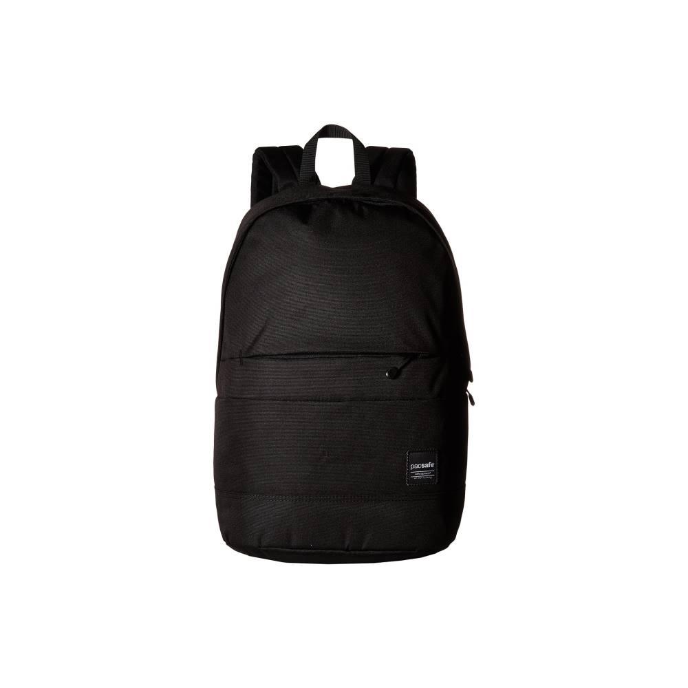 パックセイフ レディース バッグ バックパック・リュック【Slingsafe LX300 Anti-Theft Backpack】Black