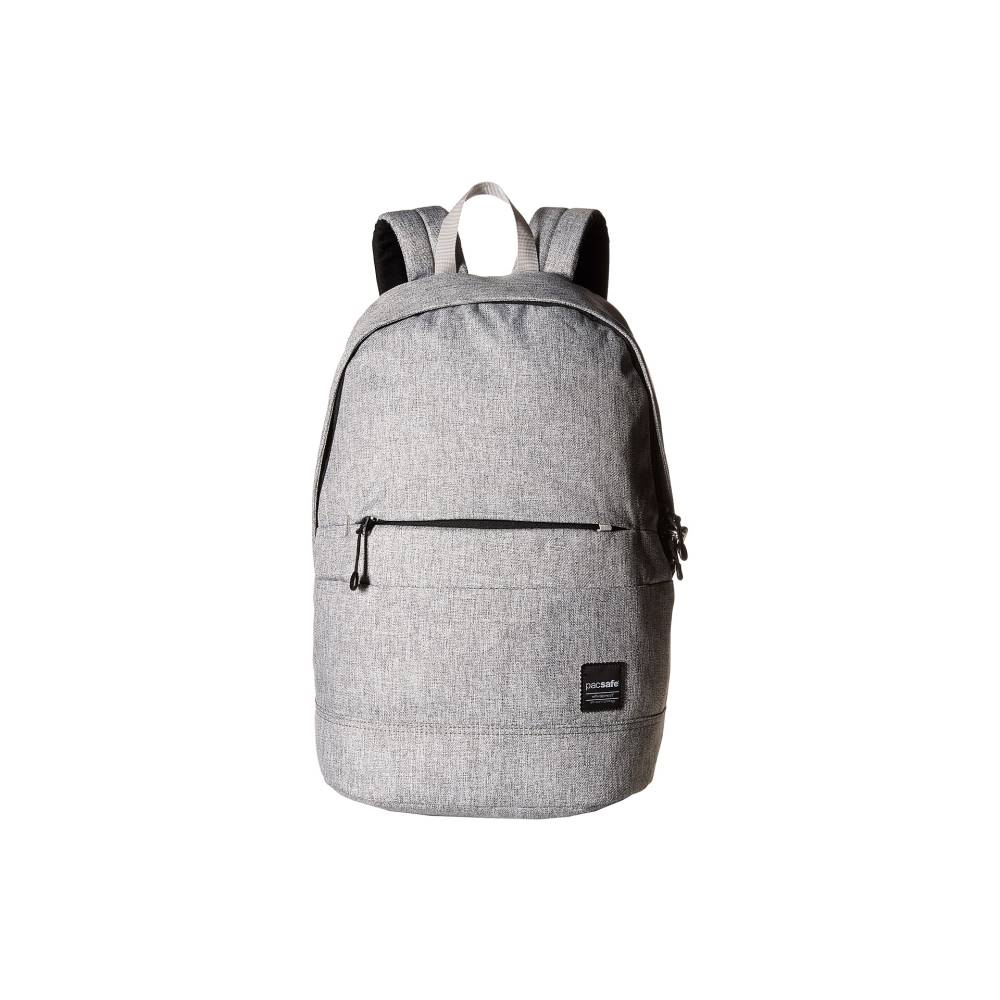 パックセイフ レディース バッグ バックパック・リュック【Slingsafe LX300 Anti-Theft Backpack】Tweed Grey