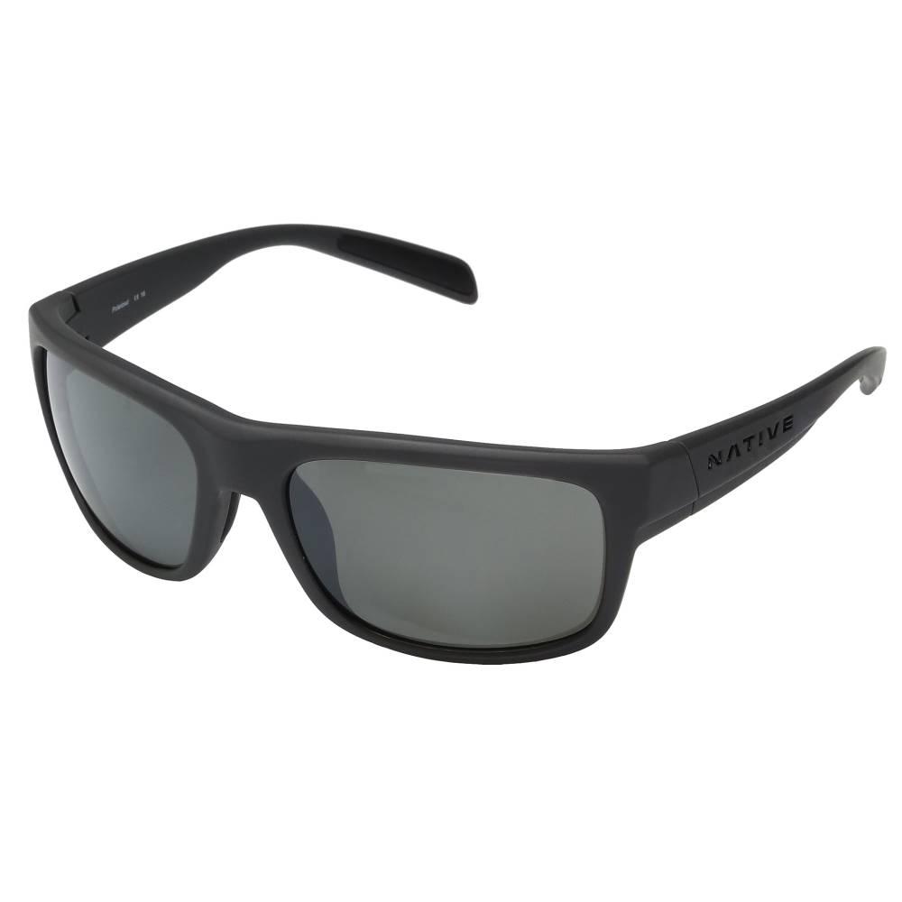 ネイティブアイウェア メンズ ファッション小物 メンズ スポーツサングラス【Ashdown】Granite, くすりのエンジェル:ab72a687 --- sunward.msk.ru