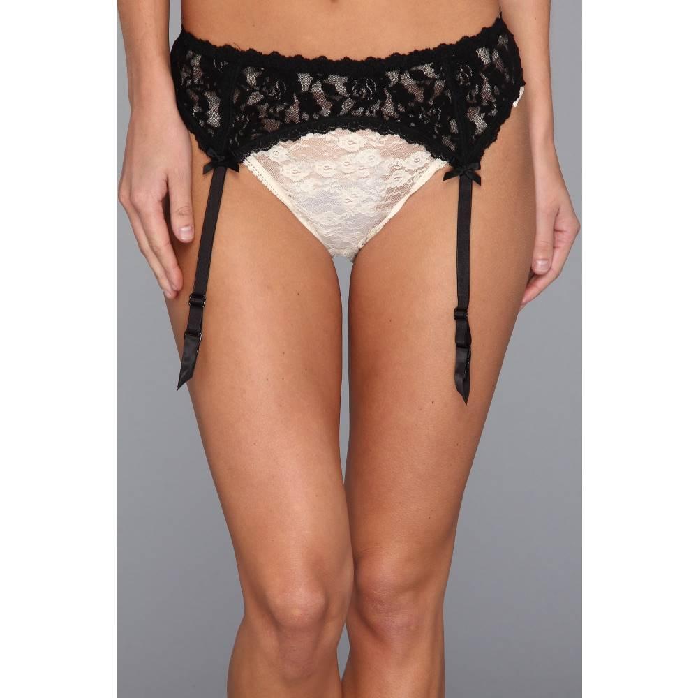 ハンキーパンキー レディース インナー・下着 ガーターベルト【Signature Lace Garter Belt】Black