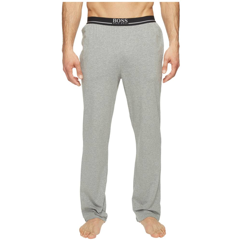 ヒューゴ ボス メンズ インナー・下着 パジャマ・ボトムのみ【Long Pants EW 1014387】Grey