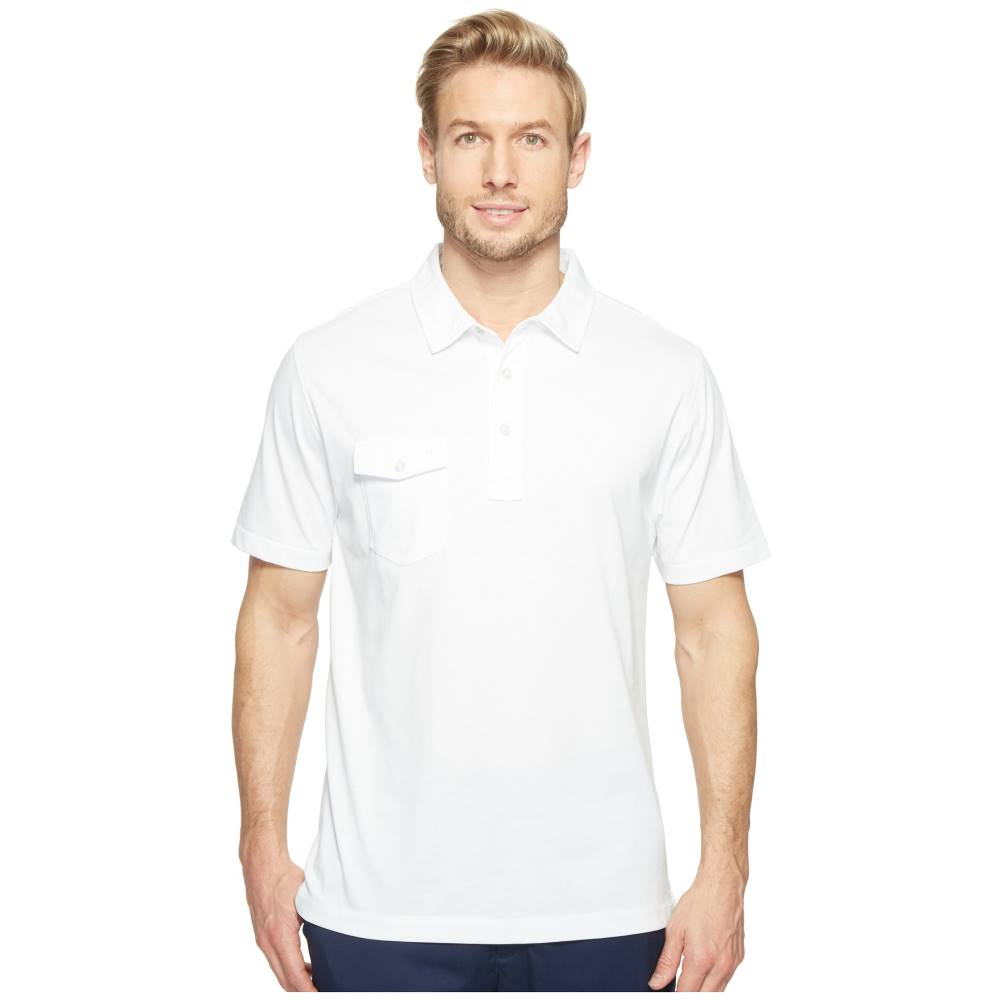 リンクソウル メンズ トップス ポロシャツ【LS101 Polo】White