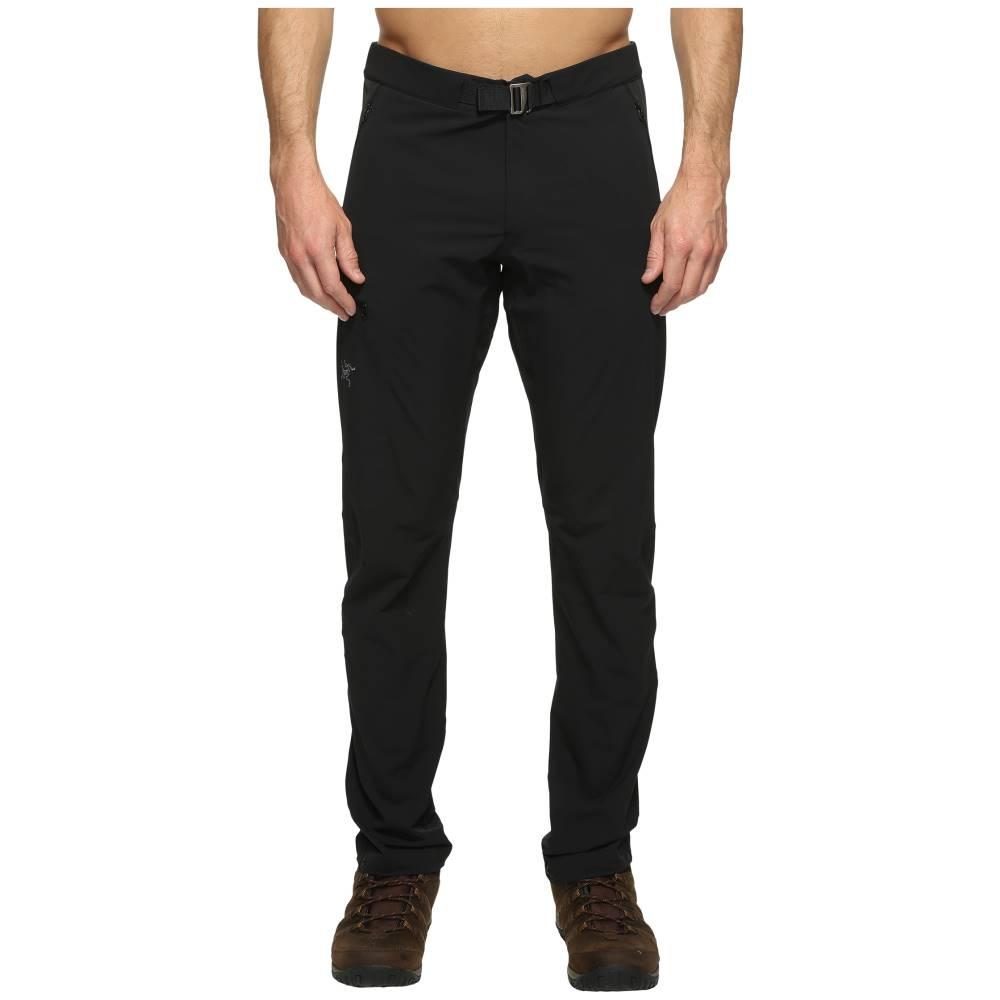 アークテリクス メンズ ボトムス・パンツ【Gamma LT Pants】Black