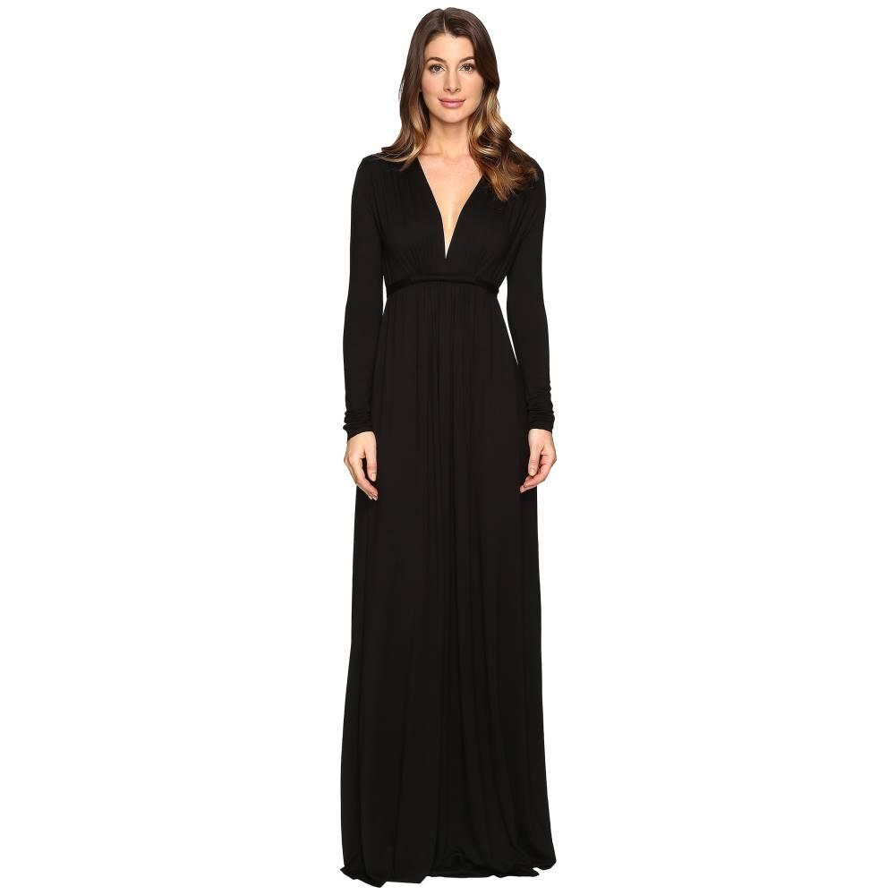 レイチェル パリー レディース ワンピース・ドレス ワンピース【Long Sleeve Full Length Caftan】Black