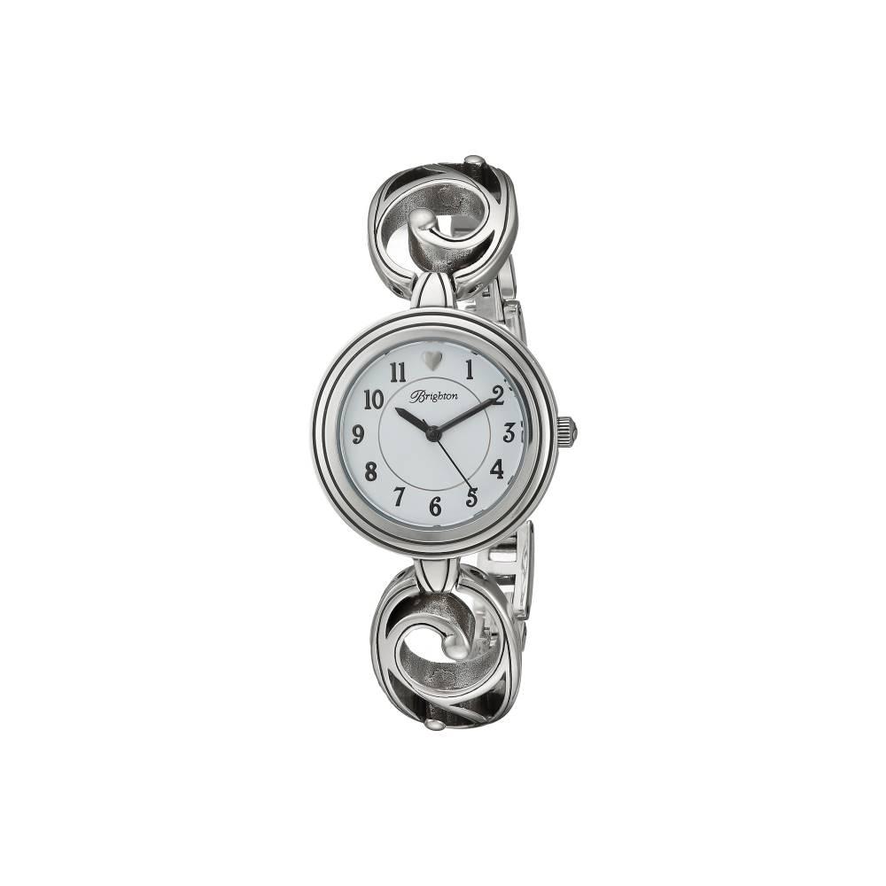 ブライトン レディース 財布・時計・雑貨 腕時計【Echoes Timepiece】Silver