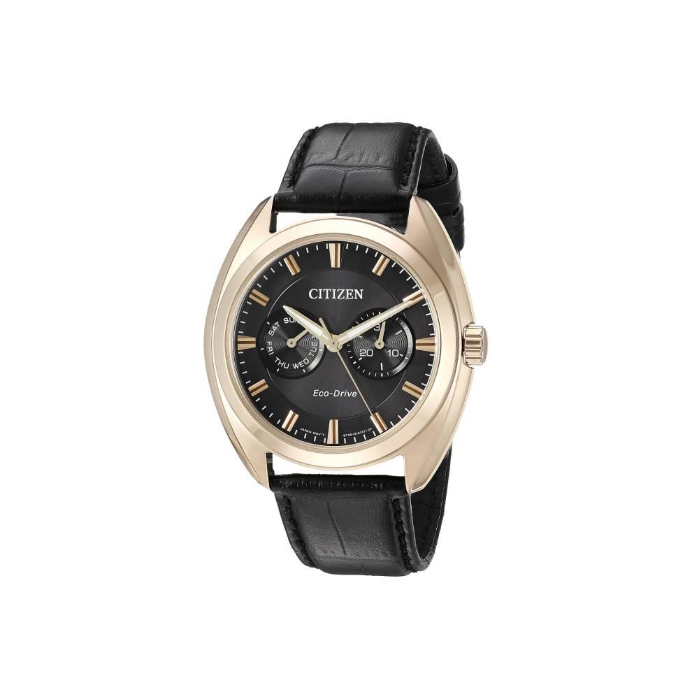 シチズン メンズ 財布・時計・雑貨 腕時計【BU4013-07H Eco-Drive】Black