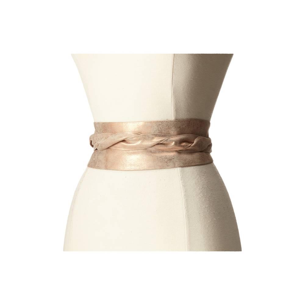 アダ レディース ファッション小物 ベルト【Obi Classic Wrap】Rose Shimmer