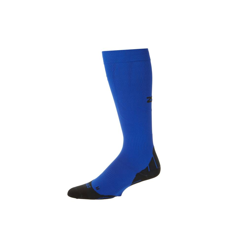 ゼンサー メンズ インナー・下着 ソックス【Tech+ Compression Socks】Electric Blue