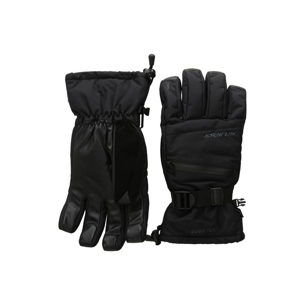 セイラス メンズ ファッション小物 手袋・グローブ【Gore-Tex Soundtouch Prism Glove】Black