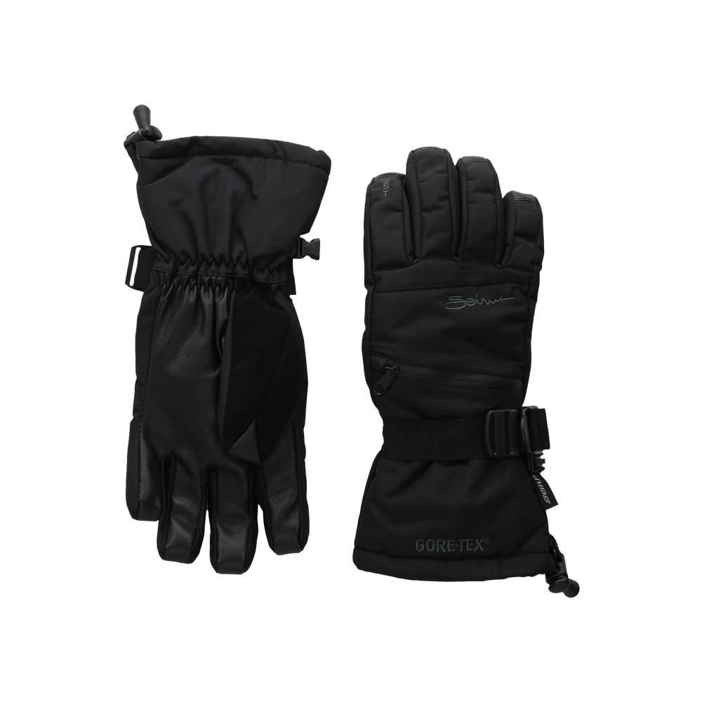 セイラス レディース ファッション小物 手袋・グローブ【Gore-Tex Soundtouch Prism Glove】Black