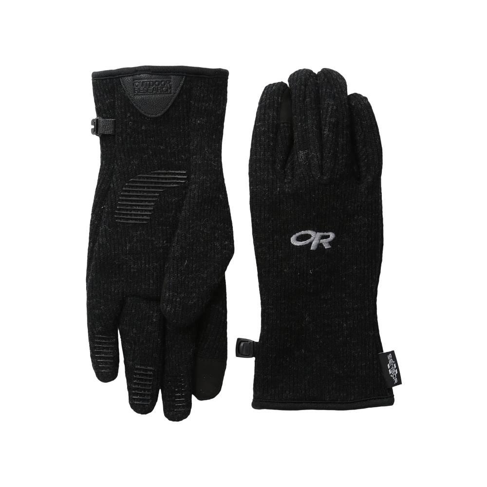 アウトドアリサーチ レディース ファッション小物 手袋・グローブ【Flurry Sensor Gloves】Black