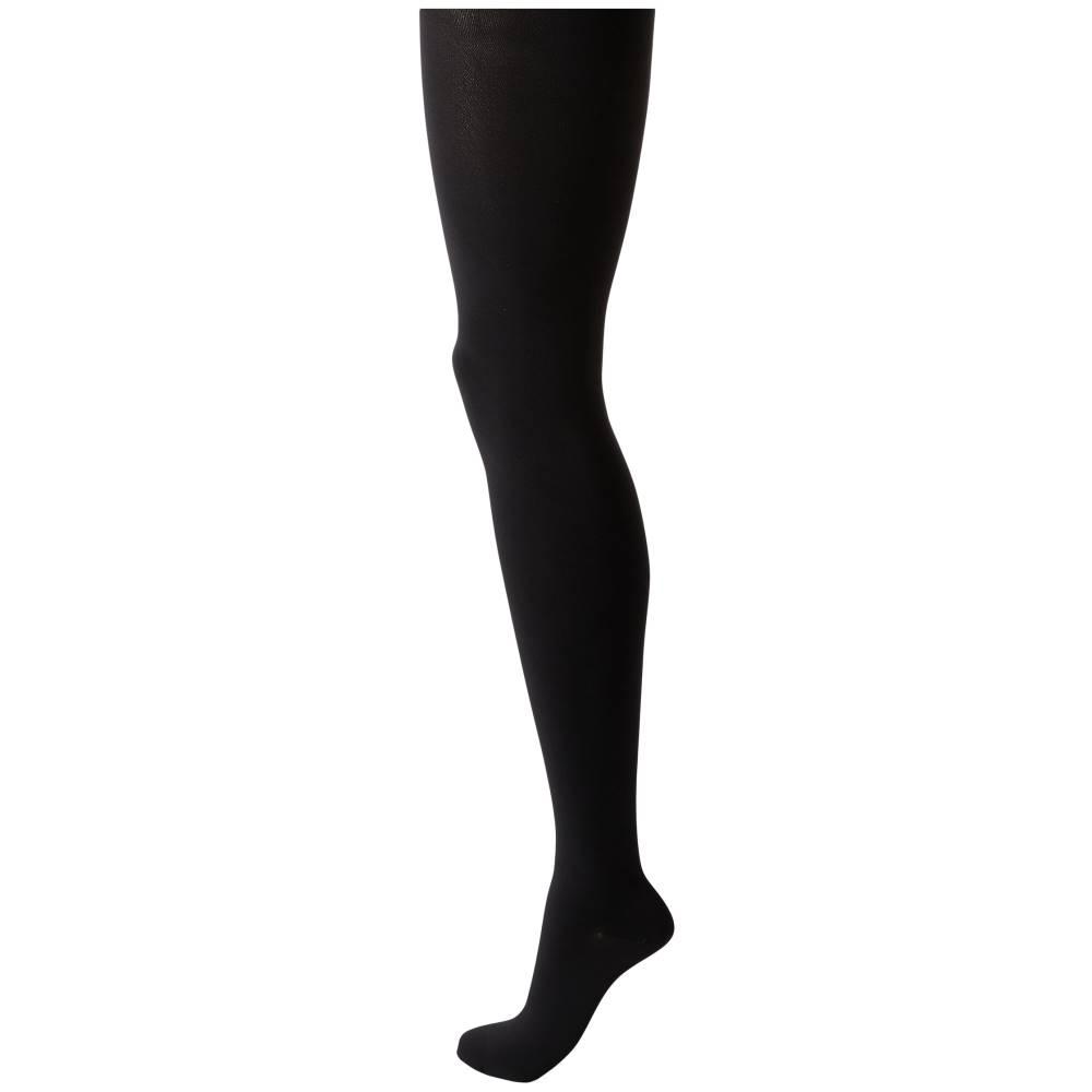 ウォルフォード レディース インナー・下着 タイツ・ストッキング【Velvet 66 Leg Support Tights】Black
