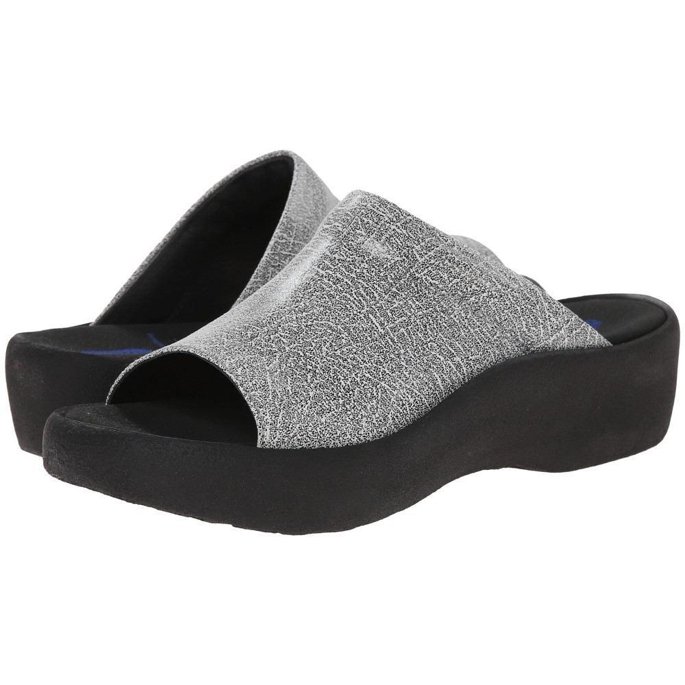 ウォーキー レディース シューズ・靴 サンダル・ミュール【Nassau】White