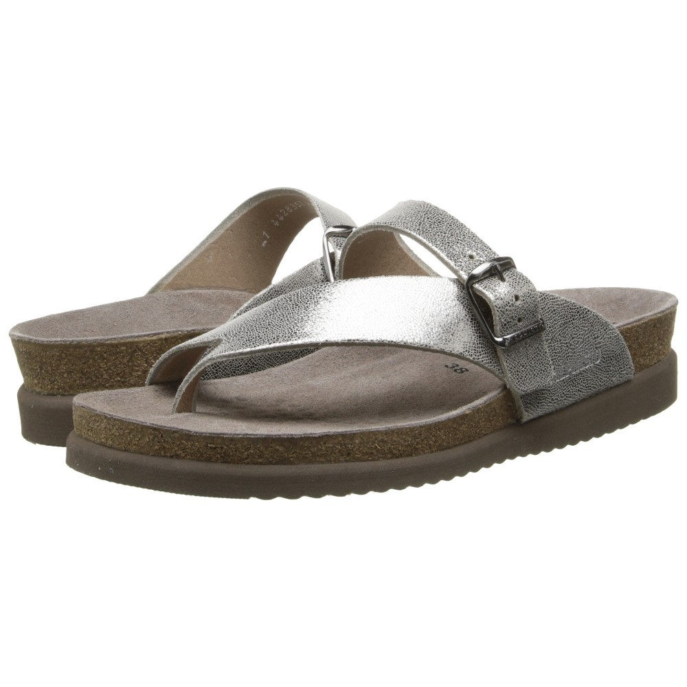 メフィスト レディース シューズ・靴 サンダル・ミュール【Helen】Silver Venise