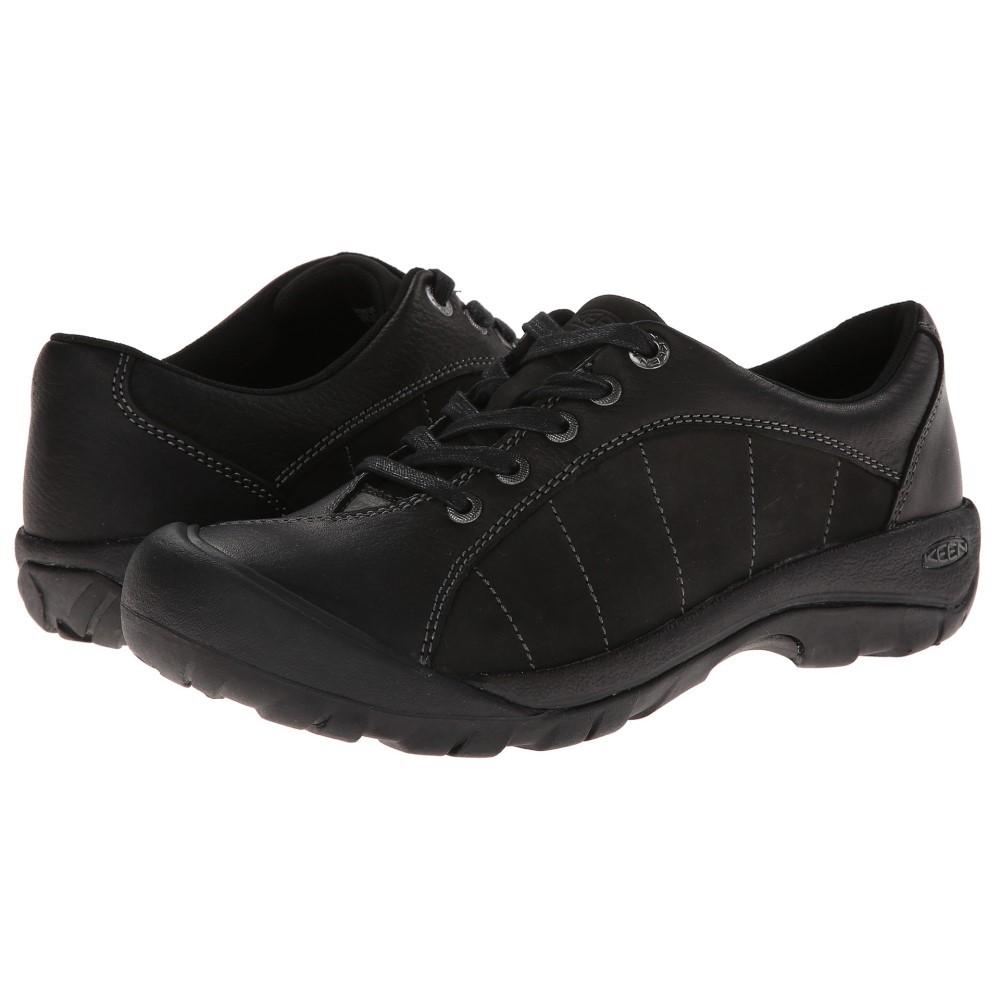 キーン レディース シューズ・靴 スニーカー【Presidio】Black/Magnet