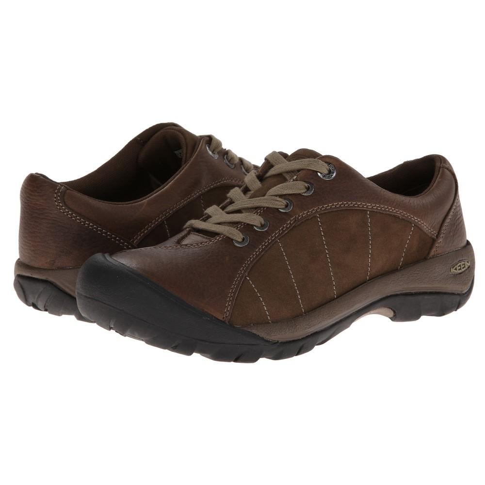 キーン レディース シューズ・靴 スニーカー【Presidio】Cascade Brown/Shitake
