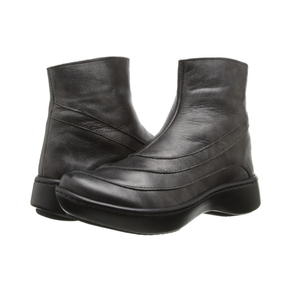 ナオトフットウェアー レディース シューズ・靴 ブーツ【Tellin】Black Pearl Leather