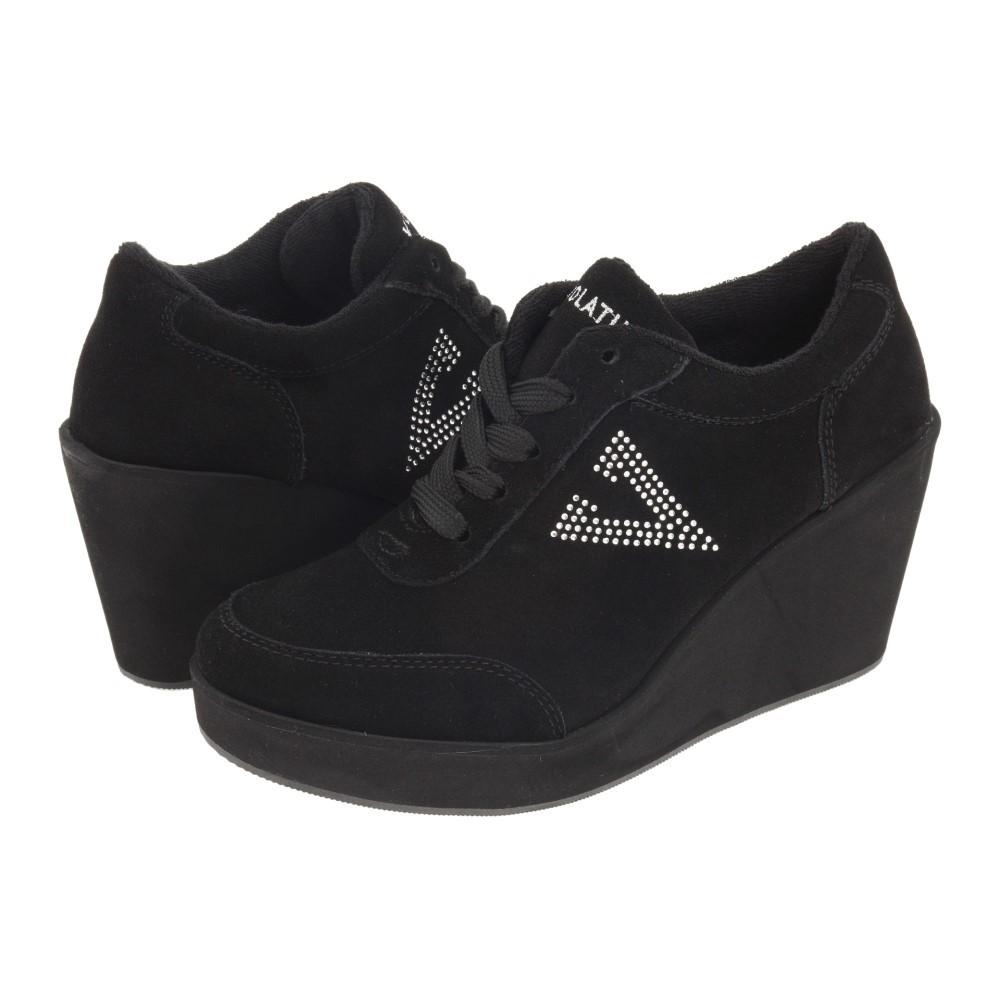ボラティル レディース シューズ・靴 スニーカー【Cash】Black