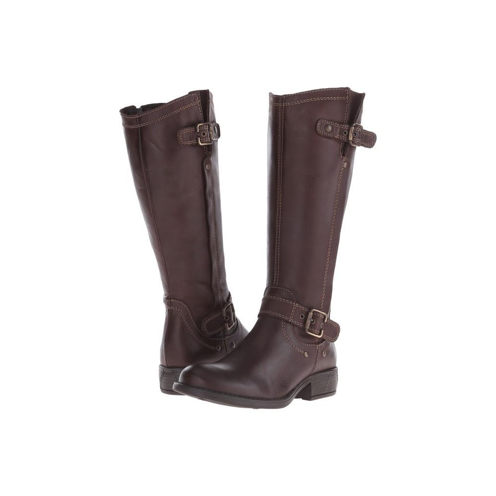エリック マイケル レディース シューズ・靴 ブーツ【Montana】Brown