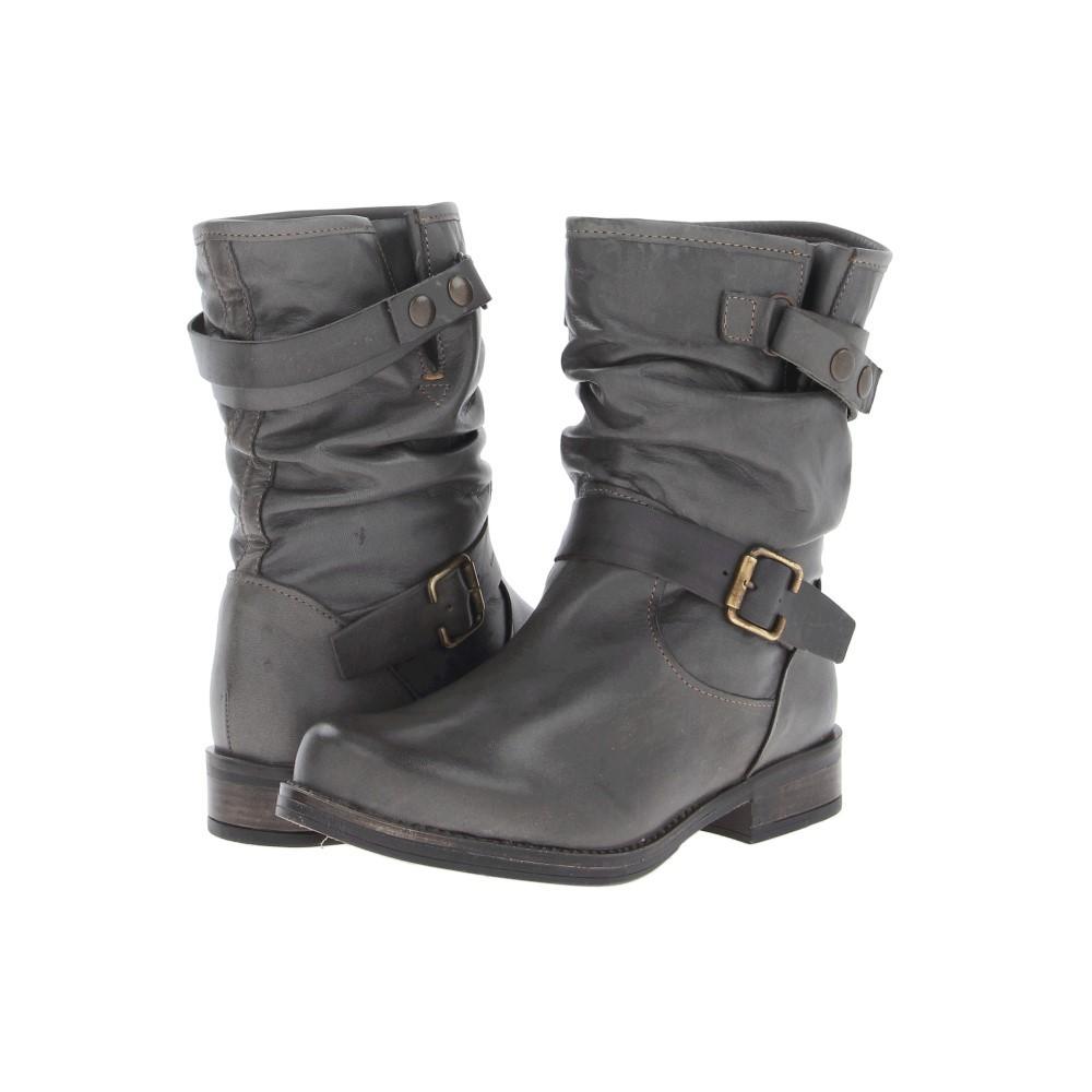 エリック マイケル レディース シューズ・靴 ブーツ【Laguna】Grey