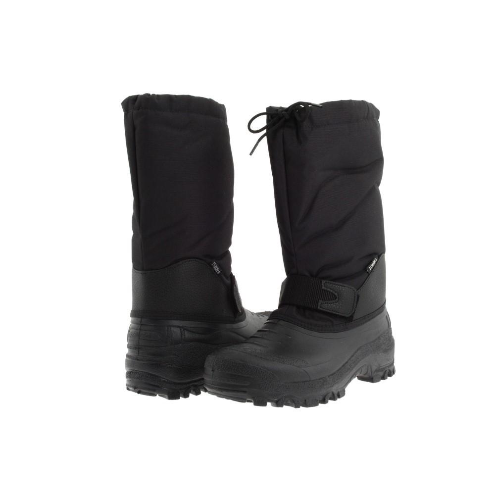 ツンドラブーツ メンズ シューズ・靴 ブーツ【Mountaineer】Black