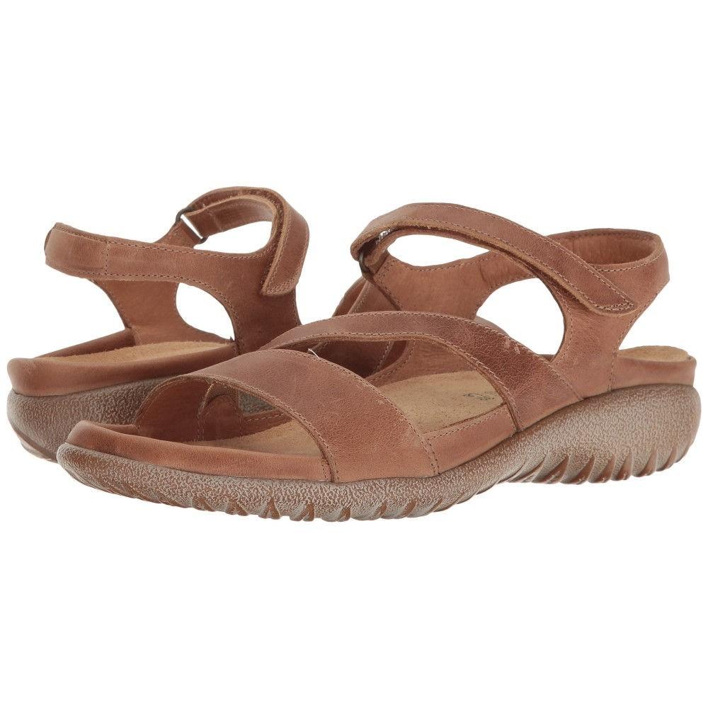 ナオトフットウェアー レディース シューズ・靴 サンダル・ミュール【Etera】Latte Brown Leather