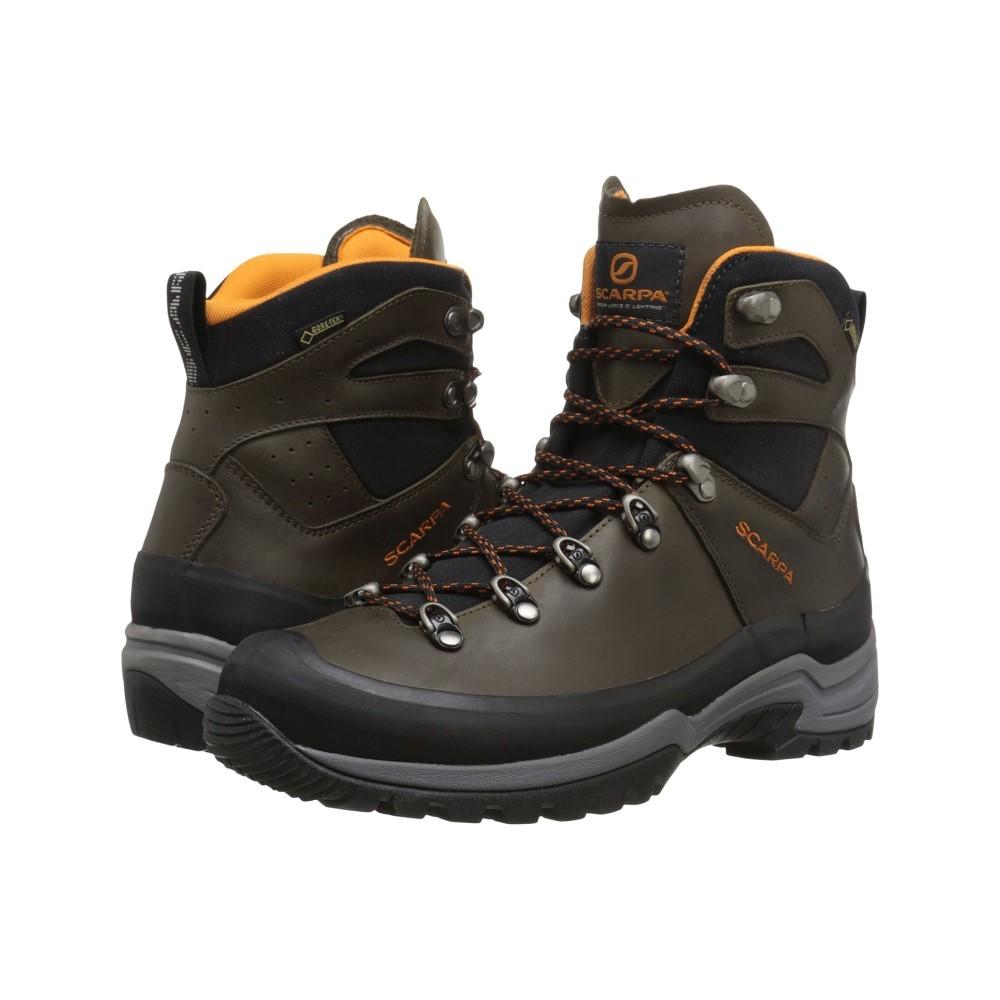 スカルパ メンズ ハイキング・登山 シューズ・靴【R-Evolution Plus GTX】Tundra