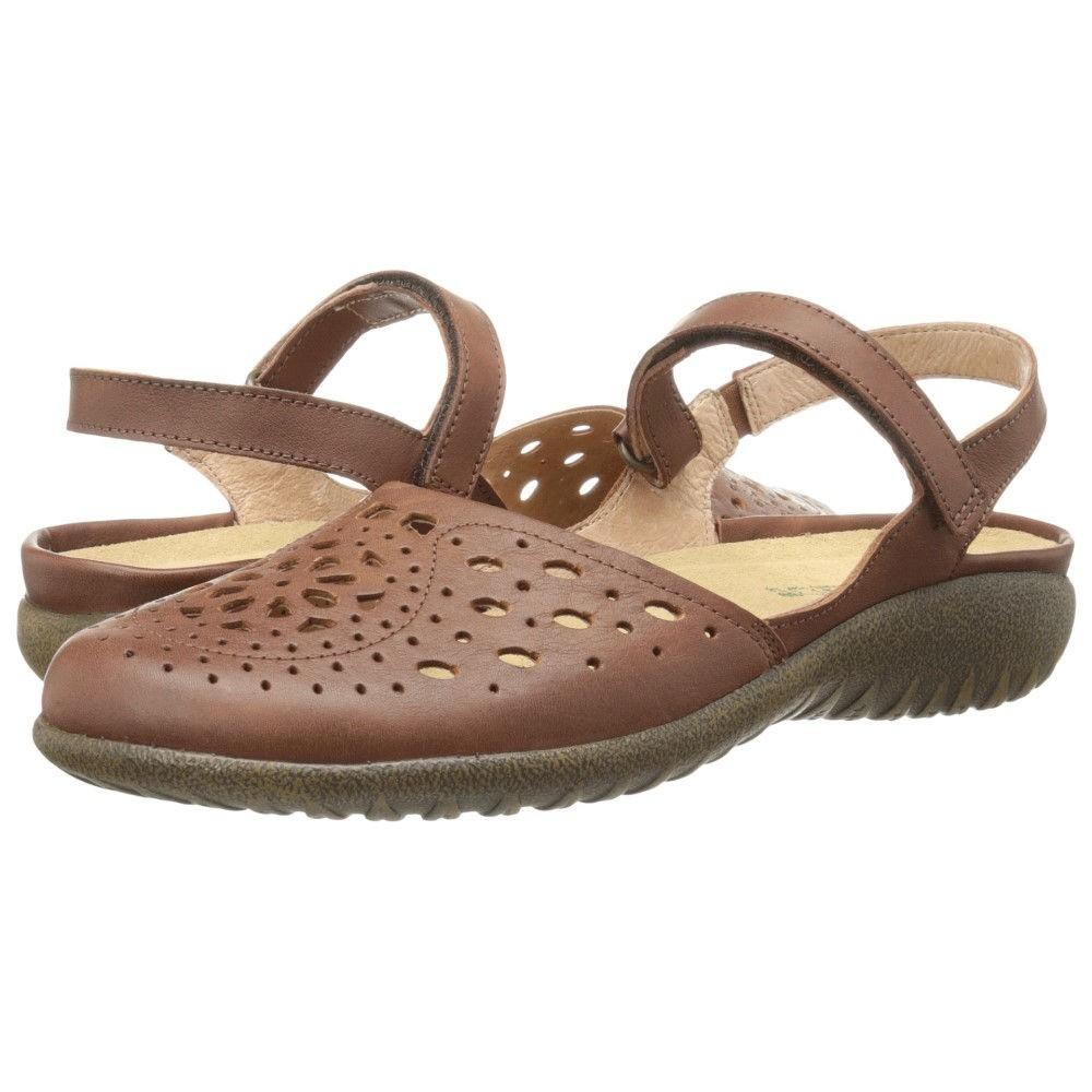 ナオトフットウェアー レディース シューズ・靴 サンダル・ミュール【Arataki】Cinnamon Leather
