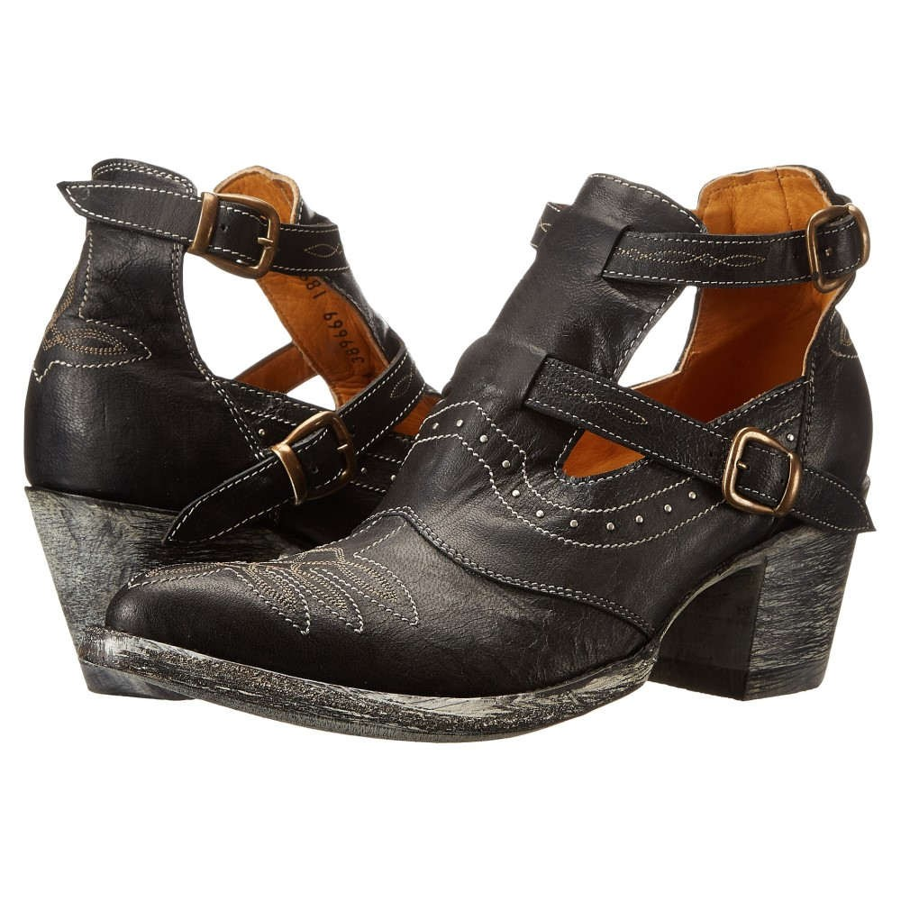 オールドグリンゴ レディース シューズ・靴 ブーツ【Joy】Black