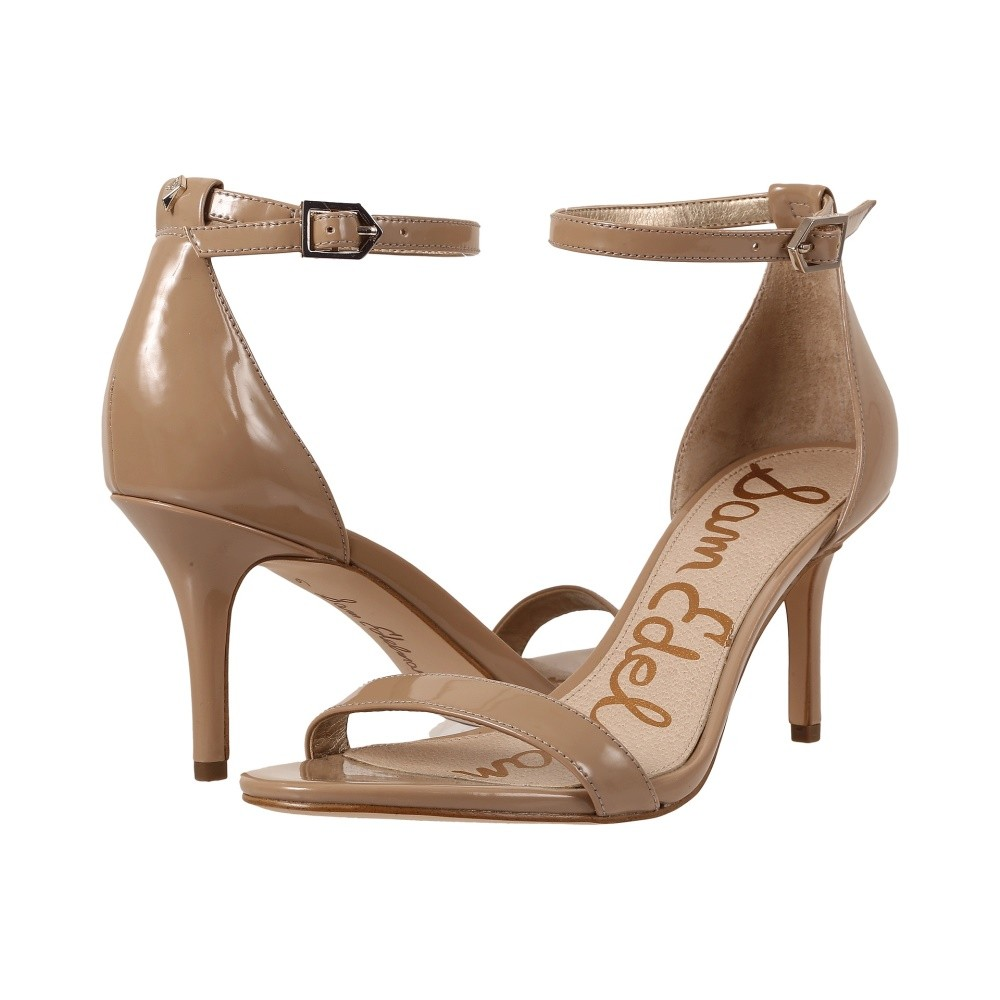 サム エデルマン レディース シューズ・靴 サンダル・ミュール【Patti】Classic Nude Patent