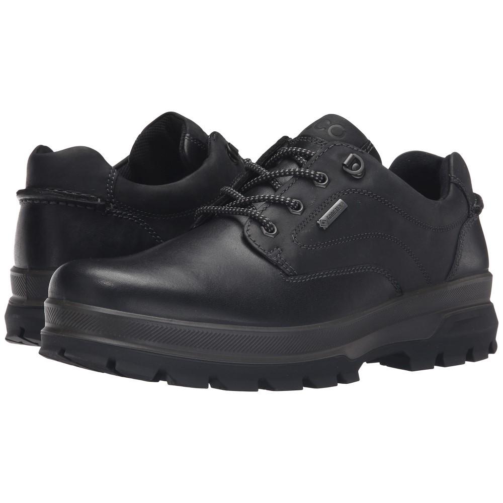 エコー メンズ シューズ・靴 Tie】Black/Black 革靴・ビジネスシューズ【Rugged Track GTX メンズ Track Tie】Black/Black, ペットシーツ専門店エイクス:70de1e92 --- finfoundation.org