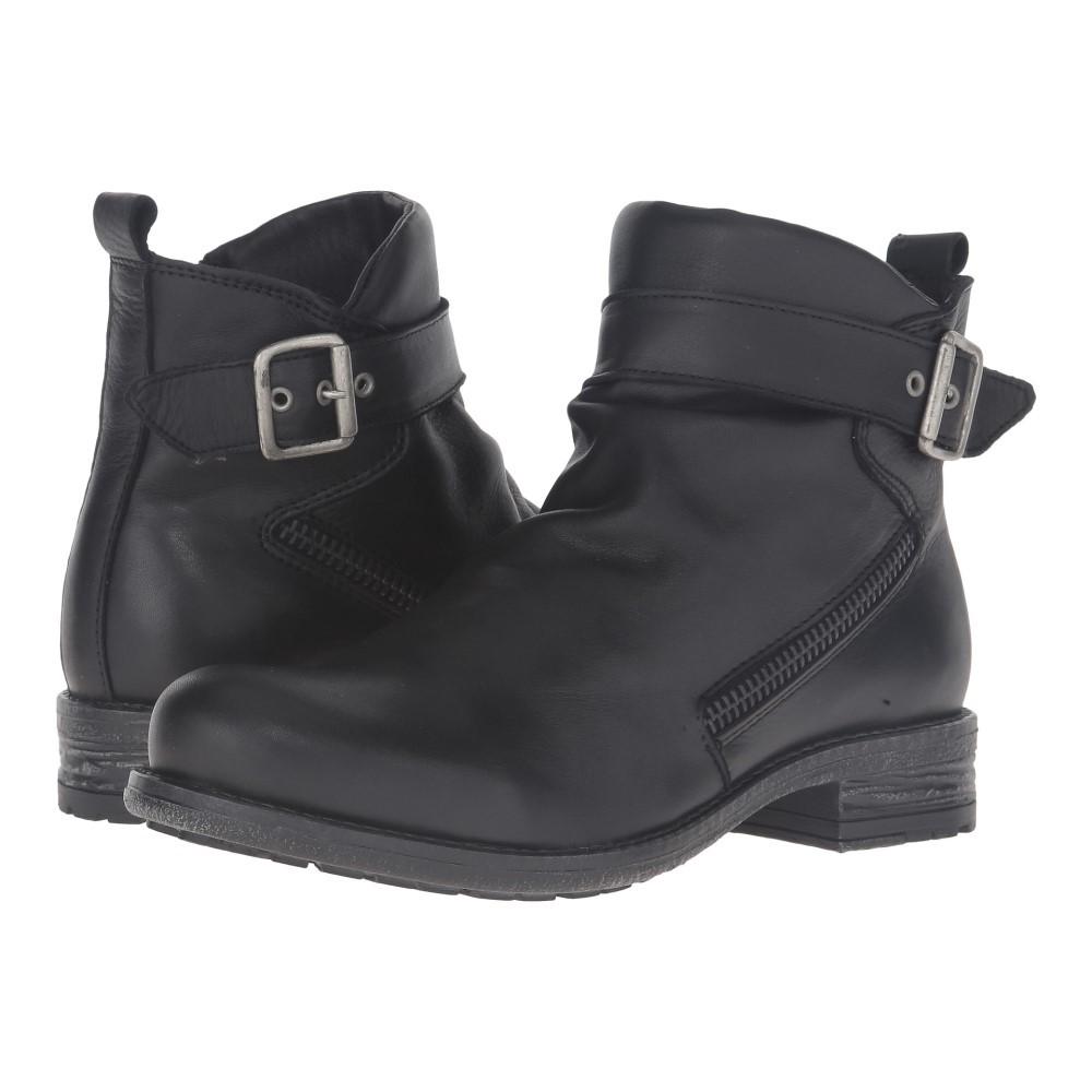 エリック マイケル レディース シューズ・靴 ブーツ【Tucson】Black