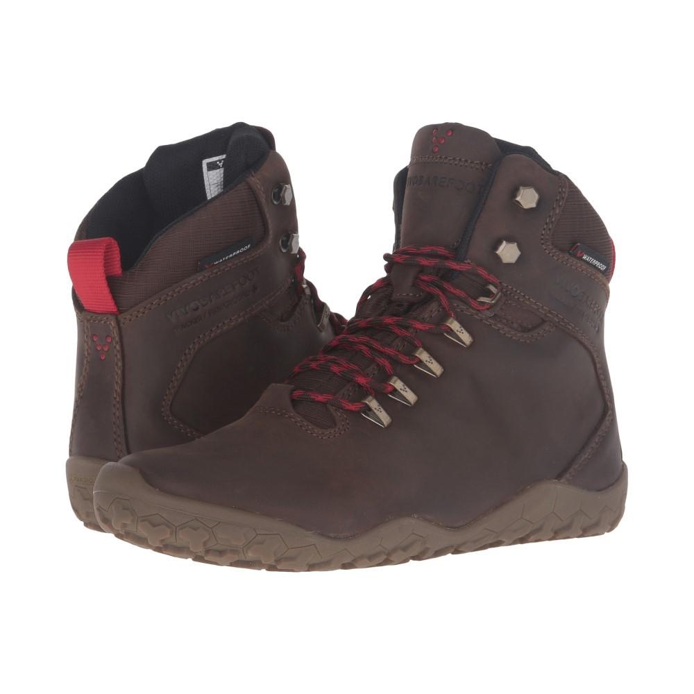 ヴィヴォ ベアフット レディース ハイキング・登山 シューズ・靴【Tracker Firm Ground】Dark Brown