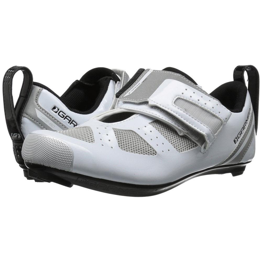 ルイスガーナー メンズ 自転車 シューズ・靴【Tri X-Speed III】White/Drizzle