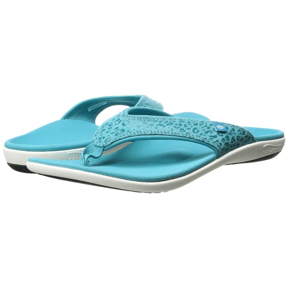 スペンコ レディース シューズ・靴 サンダル・ミュール【Cheetah Print】Blue Bird