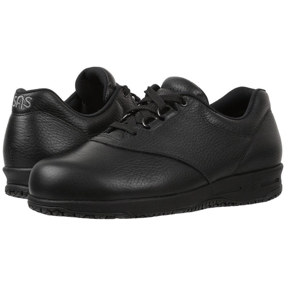 サス レディース シューズ・靴 ローファー・オックスフォード【Liberty Non-Slip】Black
