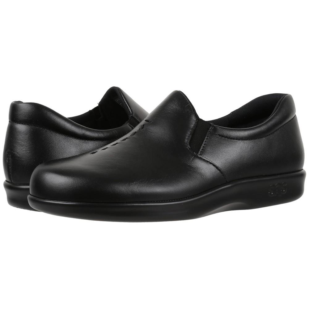 サス レディース シューズ・靴 ローファー・オックスフォード【Viva】Black