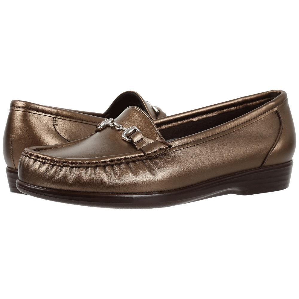 サス レディース シューズ・靴 ローファー・オックスフォード【Metro】Bronze