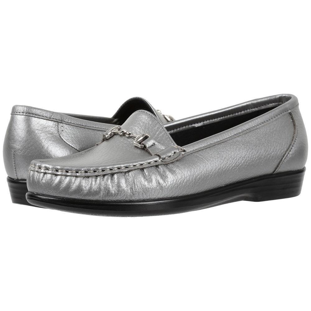 サス レディース シューズ・靴 ローファー・オックスフォード【Metro】Pewter