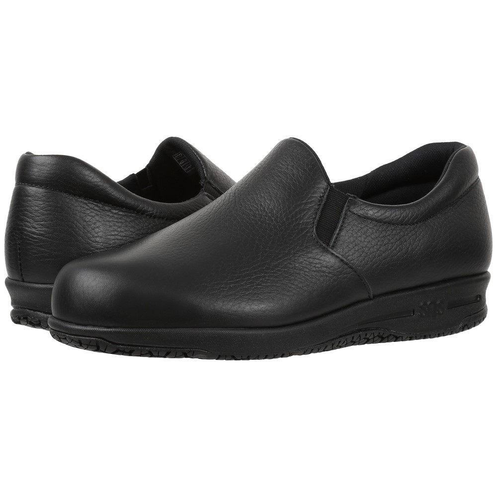 サス レディース シューズ・靴 ローファー・オックスフォード【Patriot Non-Slip】Black