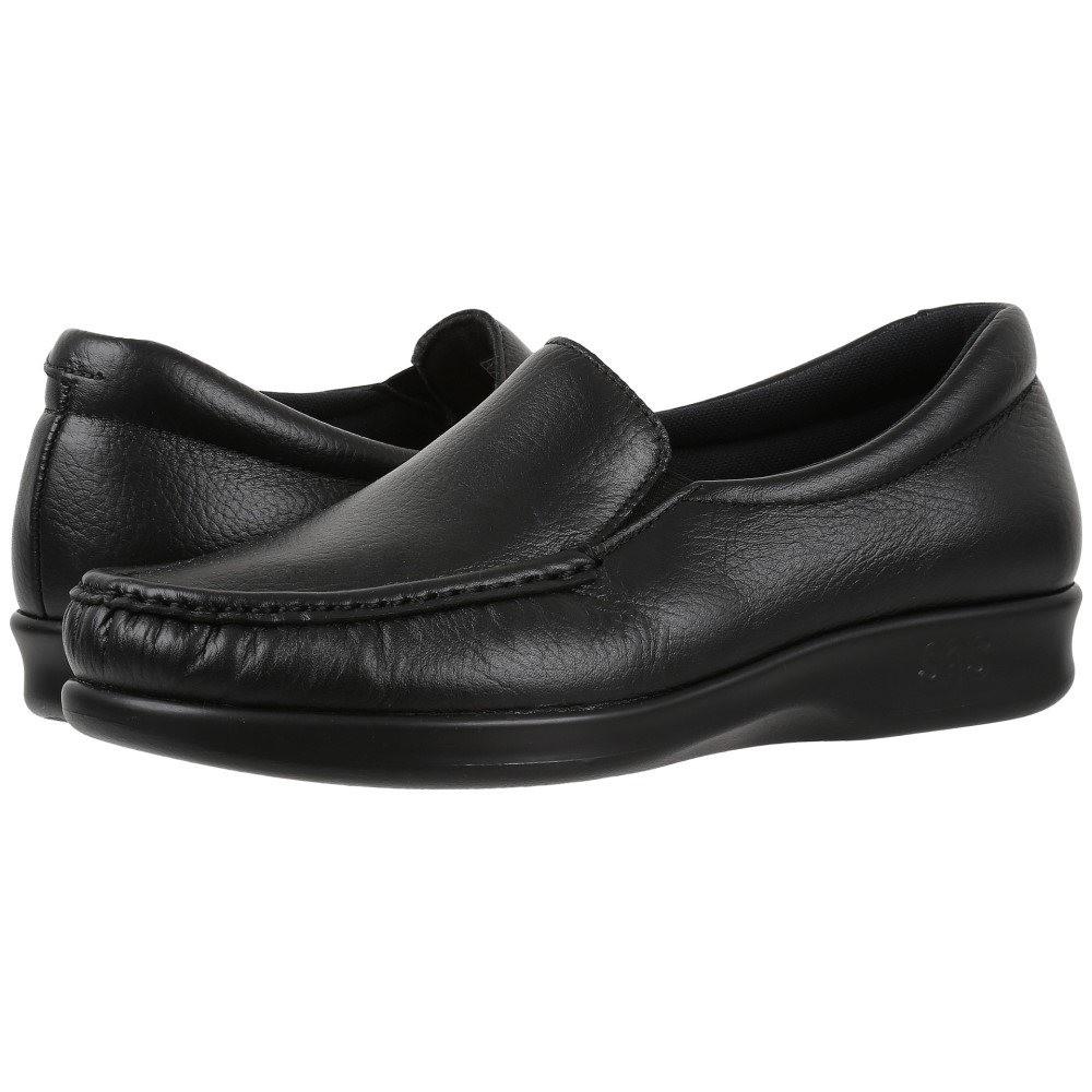 サス レディース シューズ・靴 ローファー・オックスフォード【Twin】Black