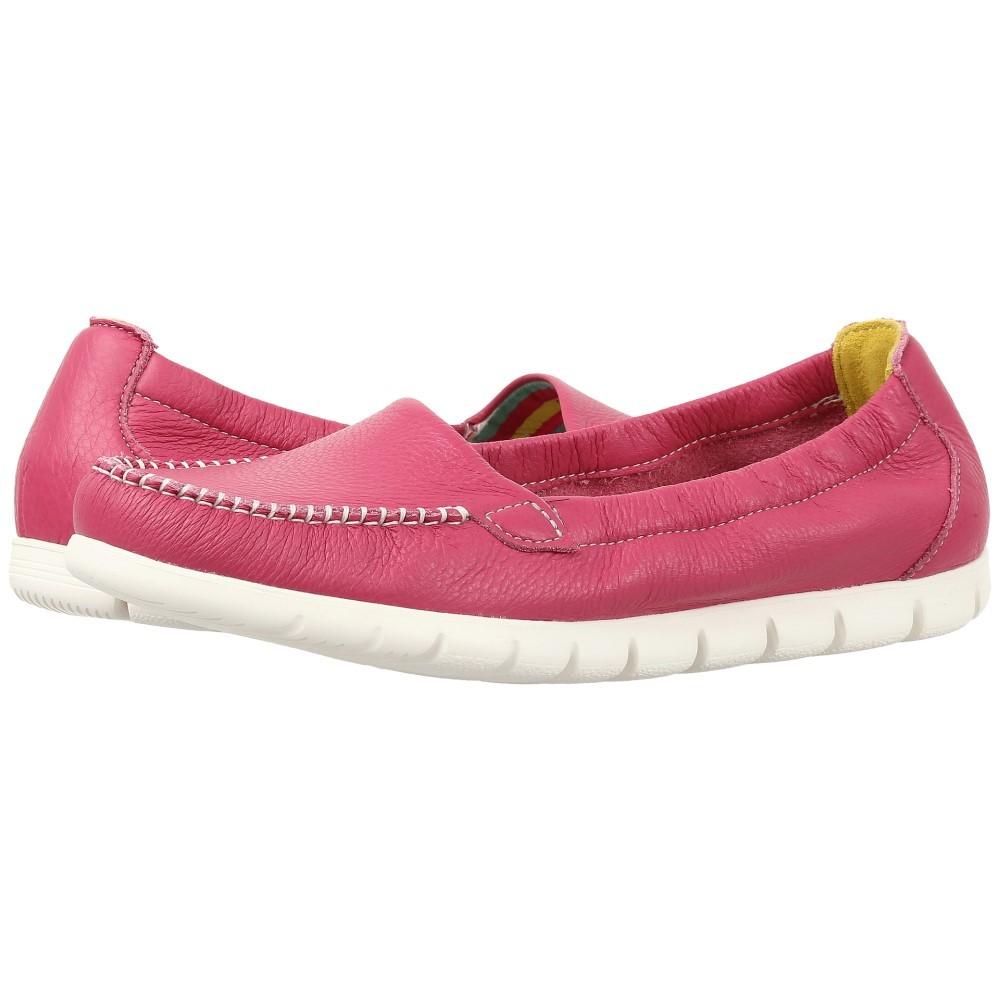 サス レディース シューズ・靴 スリッポン・フラット【Sunny】Pink